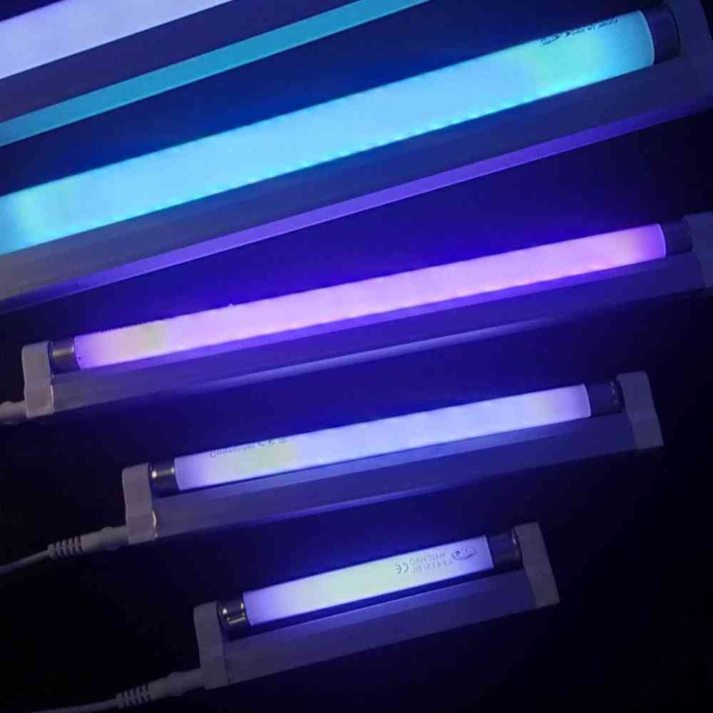 Uv Blue Bug Zapper Electric Insect Fly Killer Mosquito Trap Light