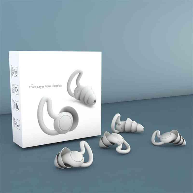 Tapered Travel Sleep Noise Reduction & Prevention Earplugs