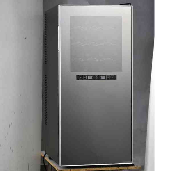 Electric Cabinet, Constant Temperature, Stainless Steel Commercial Ice Bar Refrigerator