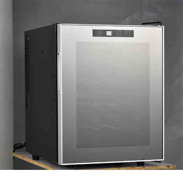 Electric Red Cabinet Constant Temperature, Stainless Steel, Ice Refrigerator
