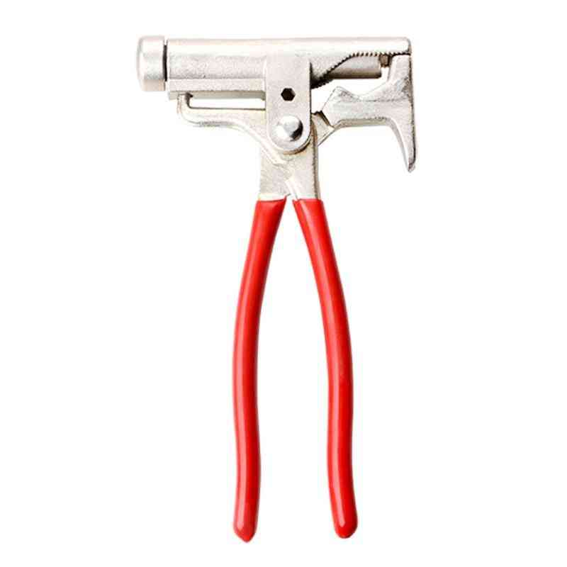 Screwdriver Hammer, Electrical Nail Pliers, Pincers Carpentry, Multi-function Convenient Tools