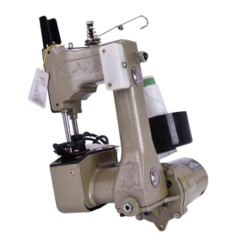 Electric Mobile Packet Machine, Sewing Knitted Bags, Packing Sealing
