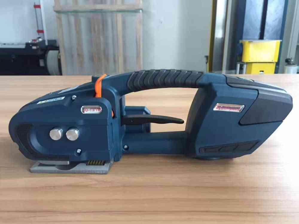 Battery Powered, Pet Pp Strapping Tools, Pallet Wrapping Machine Electrical