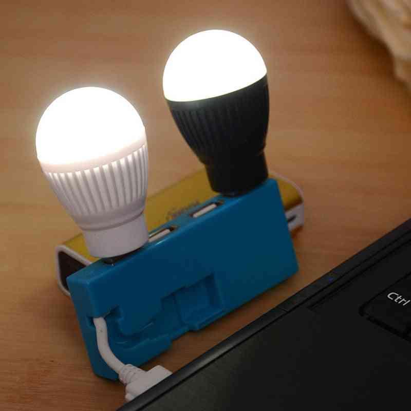 Mini Usb Portable Ultra Bright Light Reading Lamp