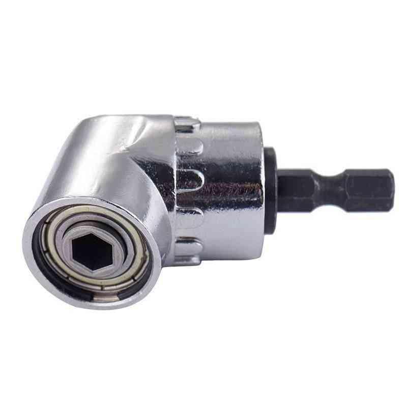 Adapter, Adjustable Bits Drill, Angle Screwdriver Set Socket Holder