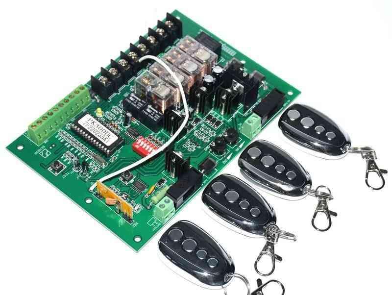 Motor Controller Circuit Board Card For Solar Swing Gate