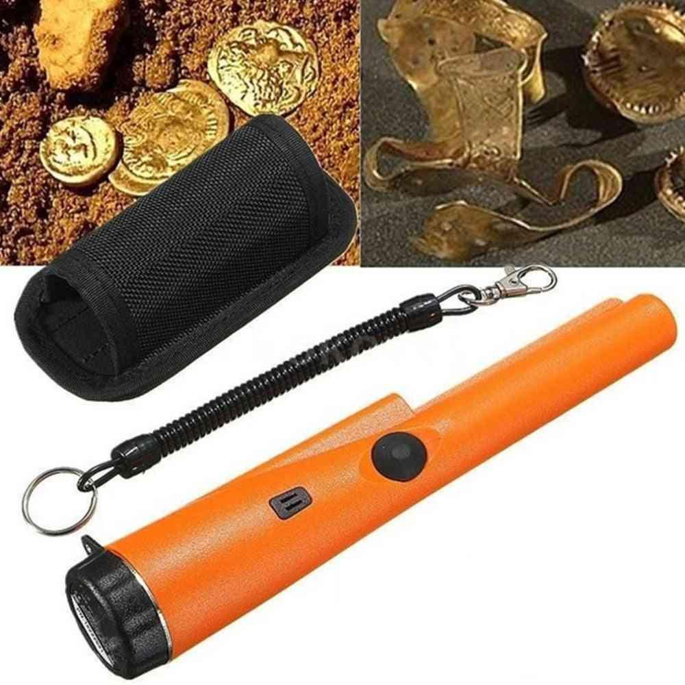 Handheld Metal Detector, Pinpointing Gp-pointer Waterproof Metal-tester