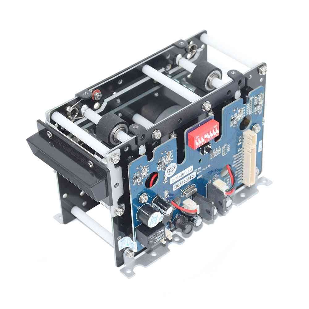 Automatic Rfid Access Control Card Collector Machine For Building, Shopping Mall. Parking ,