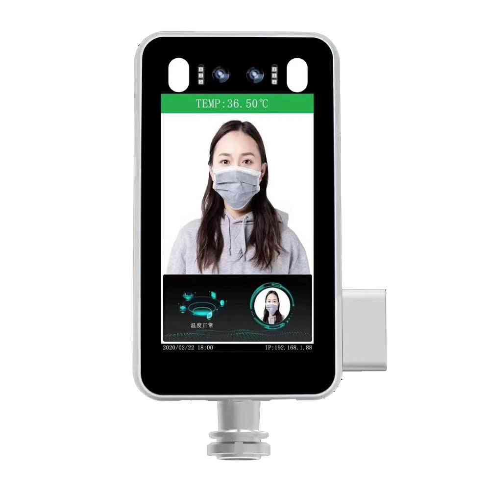 Voice Alarm Facial Access Control Time Attendance