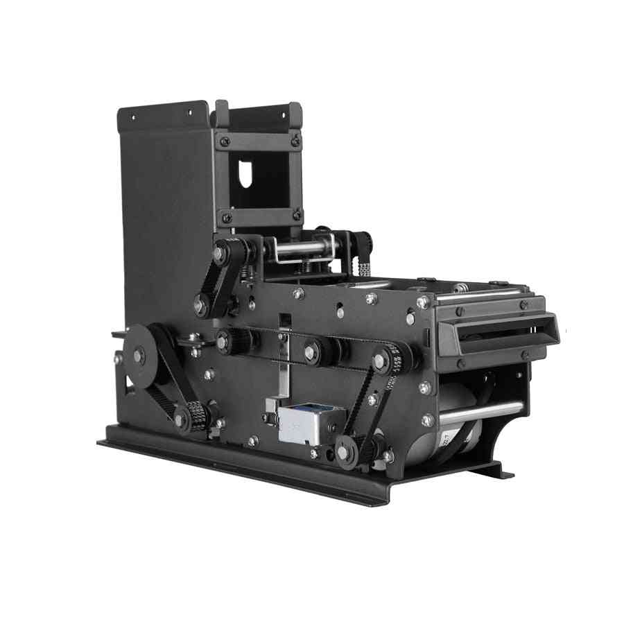 Interface Automatic Card Dispenser Machine
