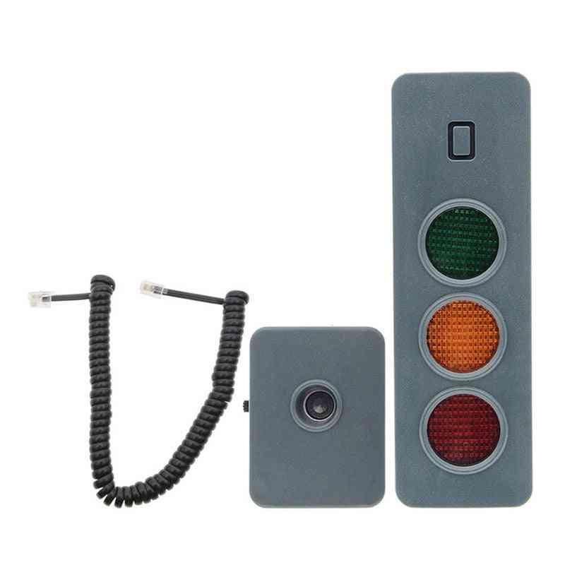 Safe Light Parking System Assist Distance Stop-aid Guide Sensor Kit