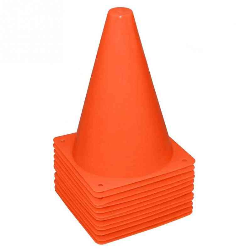 Road Cone Barricades Warning Sign Reflective For Traffic Facilities