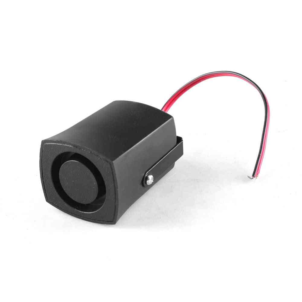 Auto Warning Siren Sound & Signal Backup Alarms/horns Beep Reverse Slim Invisible Air Horn