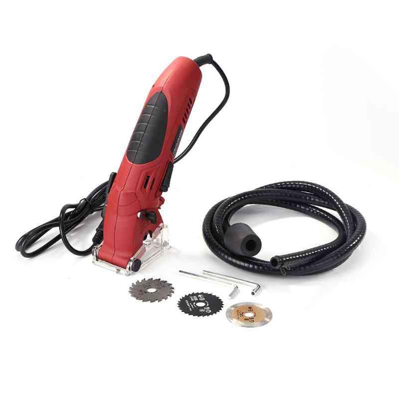 Electric Mini Circular Saw, Laser Cutting Wood, Pvc Tube Machine, Electric