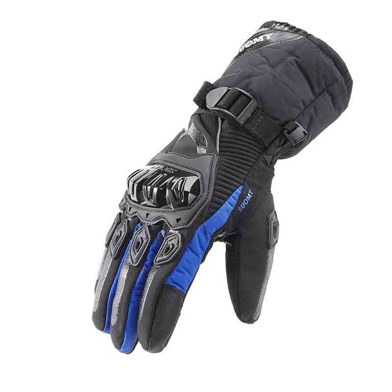 Waterproof Gloves,  Windproof, Winter Warm, Touch Screen Motosiklet Eldiveni Protective