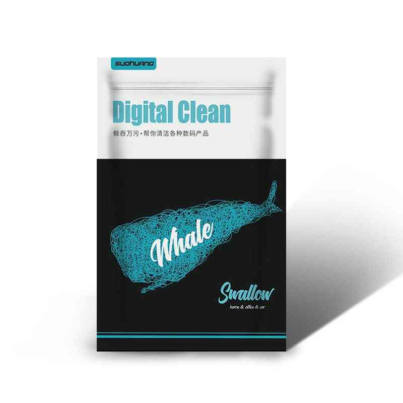 Artifact-dust Removal Glue, Keyboard Display, Cleaning Gel For Home, Office