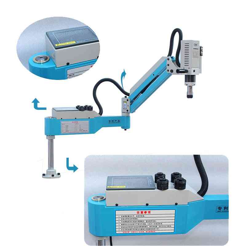 Universal Electric Tapping Machine With High Speed Servo Motor
