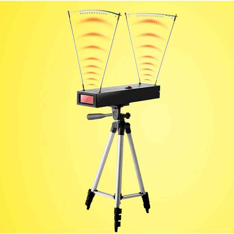 High Sensitivity Velocimetry Acceleration Velocity Speed Measuring Instrument