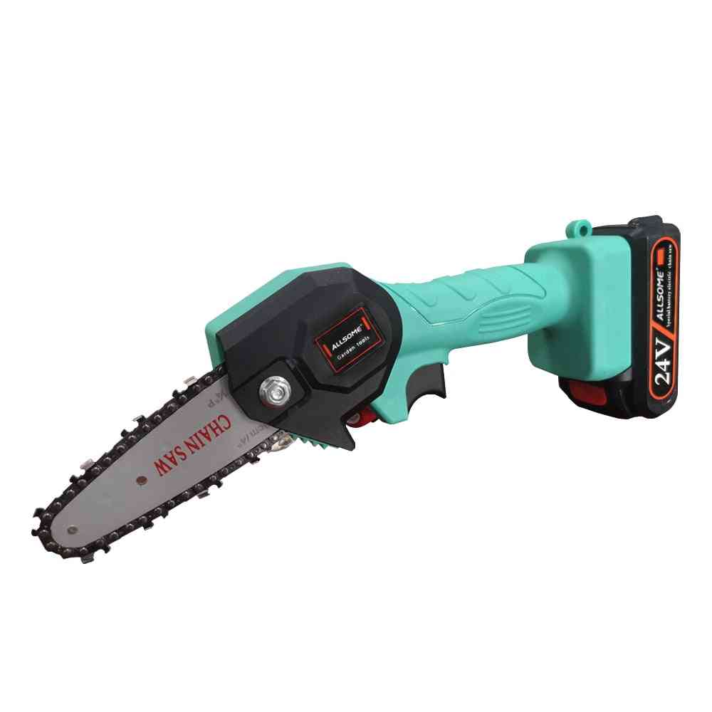 Portable Electric Pruning Saw For Woodworking