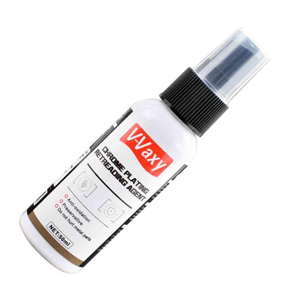 Car Paint Rust Cleaner Spray Iron Powder Remover Agent Wheel Hub Easy Handys