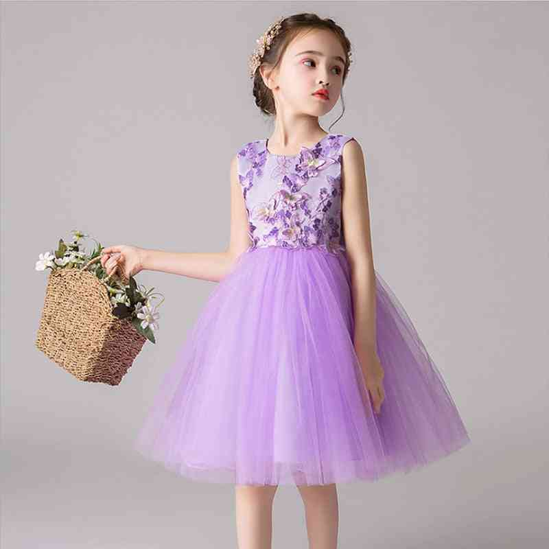 Flower Tank Ball, Gown Lace Takedown, Bow Dress For
