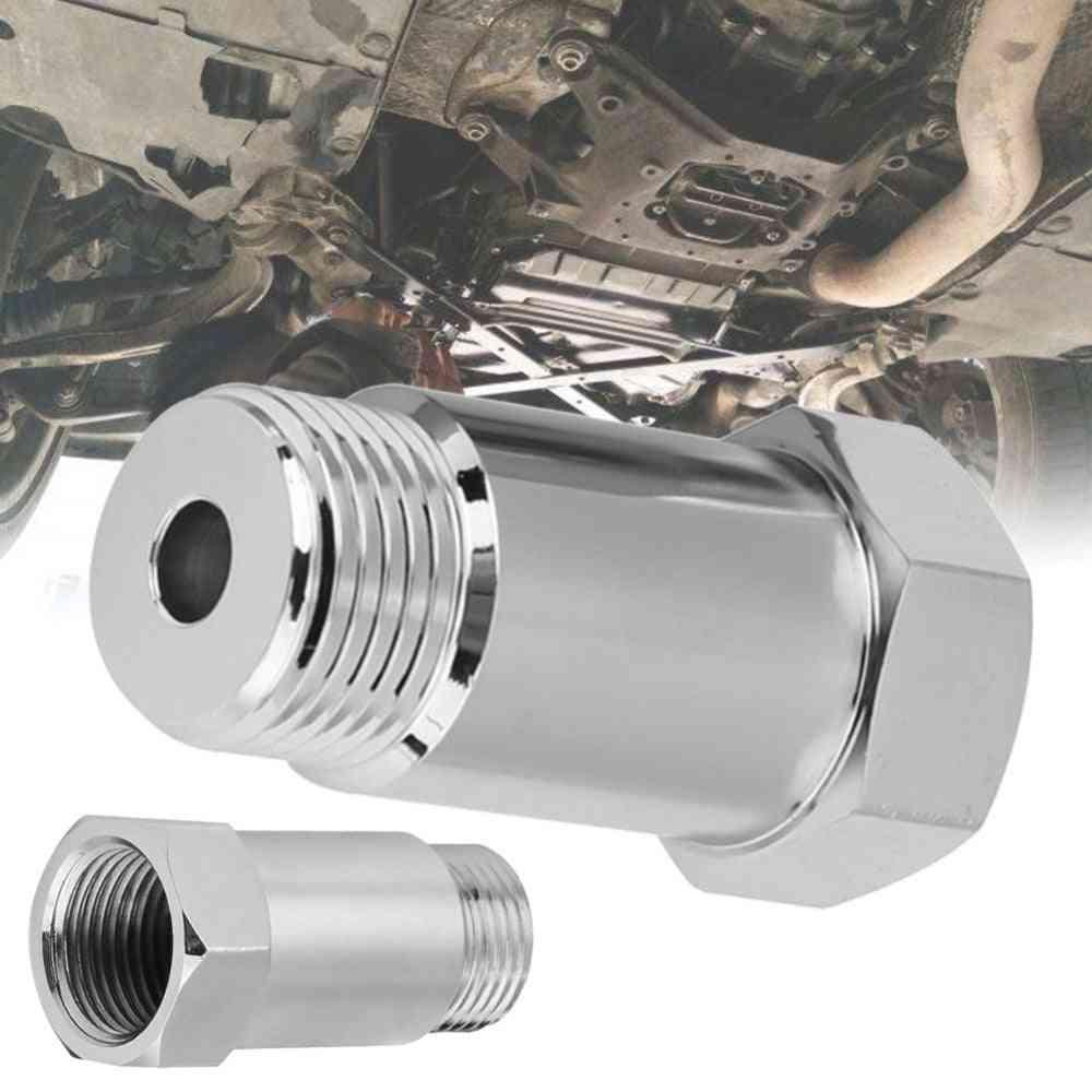 High-grade Nickle Plated Oxygen Sensor Bung Adapter