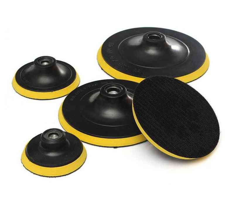 Polishing Pad Buffing Plate Disc Adhesive Backed Hooks For Car