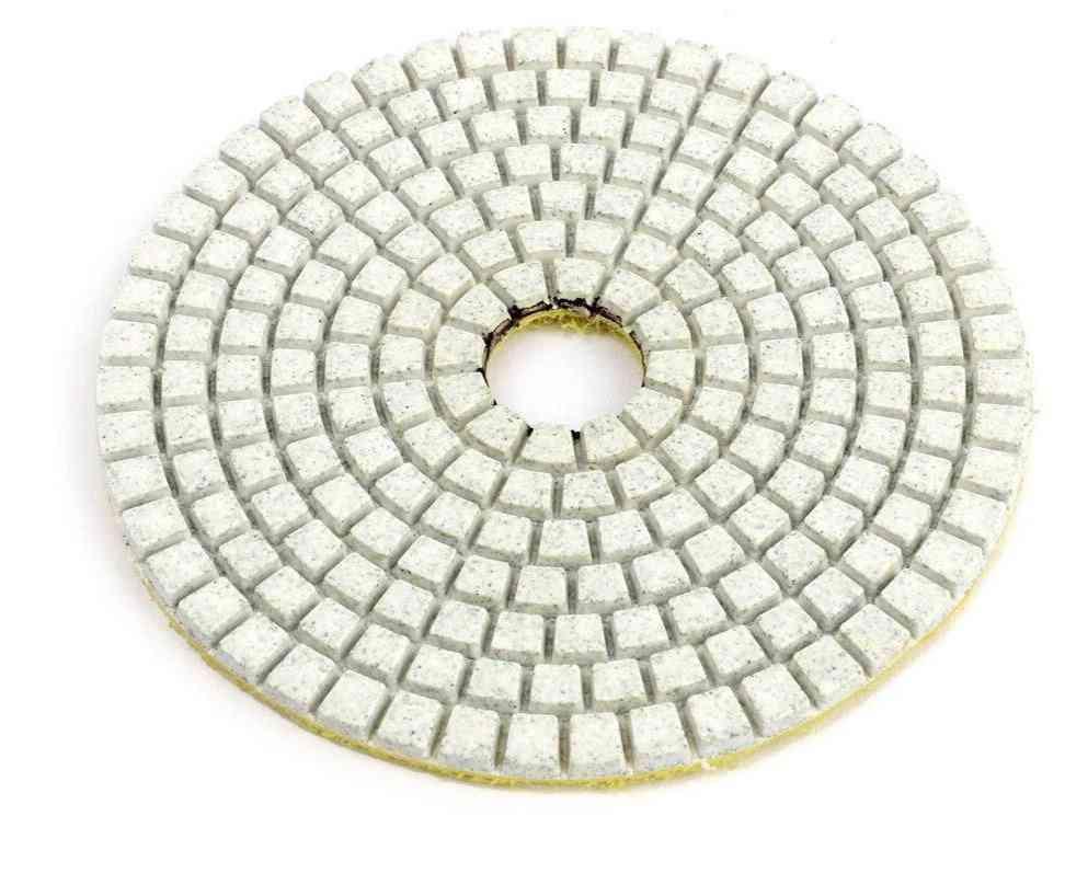 Diamond Poiishing Disk Granite Marbie Poiish Wet Use Concrete Sander Pad Stone Grinding Buff
