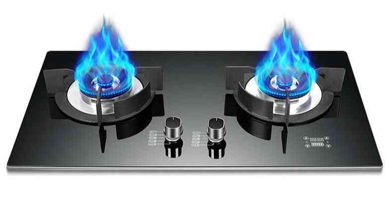 Dual Cooker Embedded Natural Gas