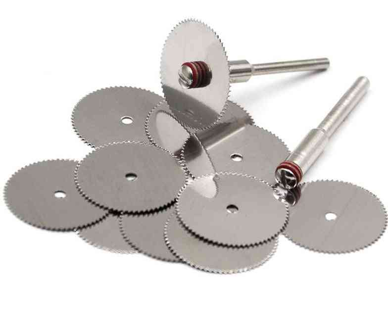 Cutting Discs Rotary Tools Wheel For Dremel With Mandrels