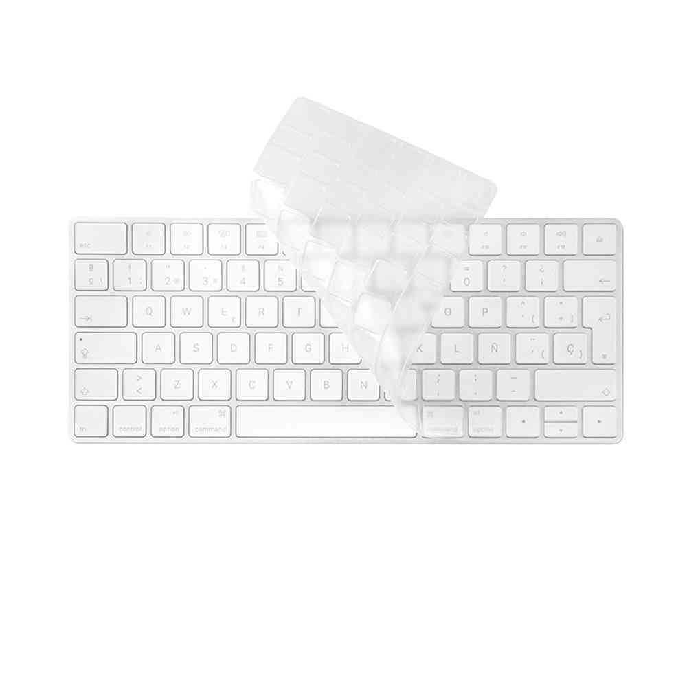 Bluetooth Wireless Imac Keyboard, Protector Silicone Cover