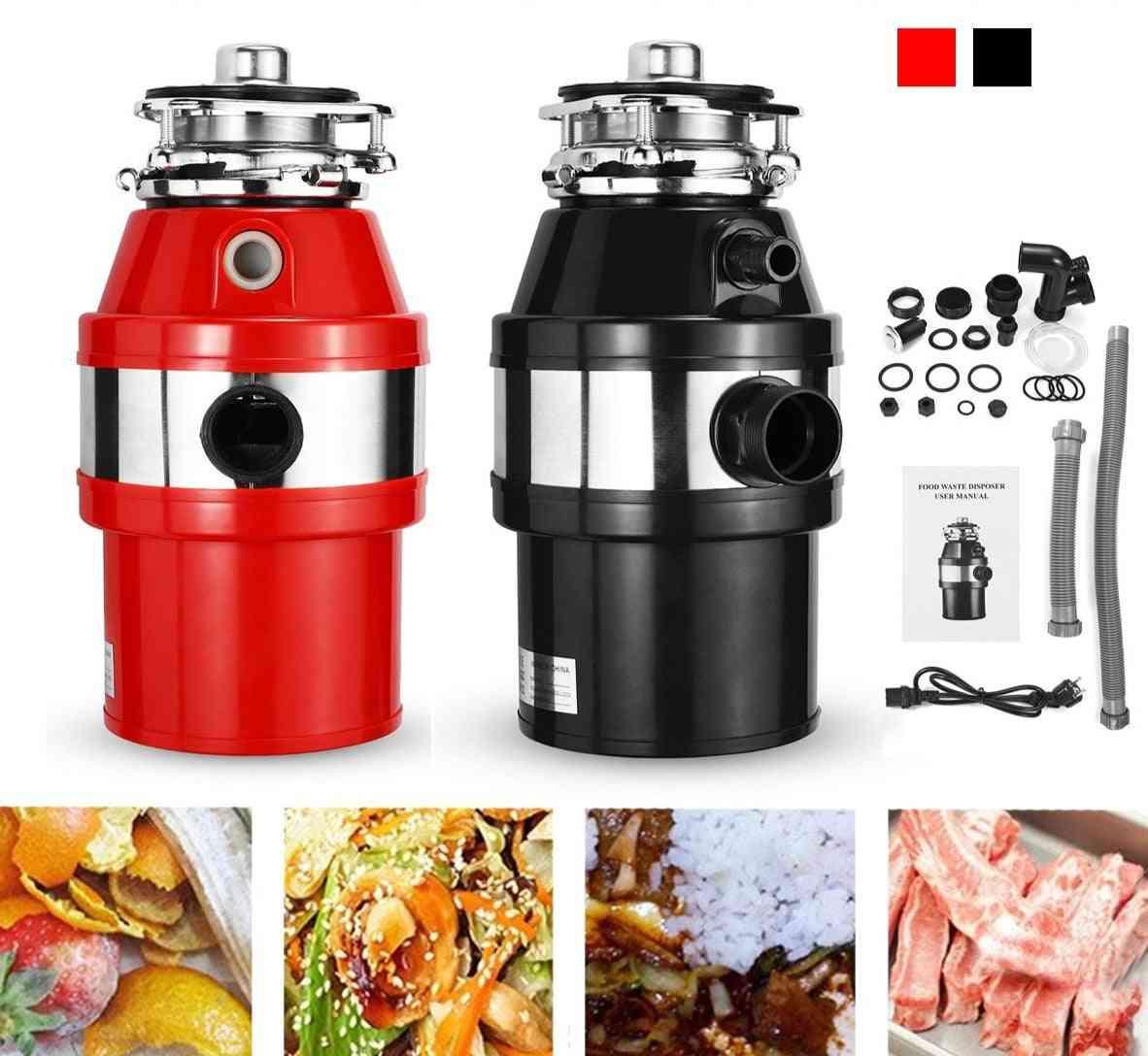 Food Residue Garbage Processor