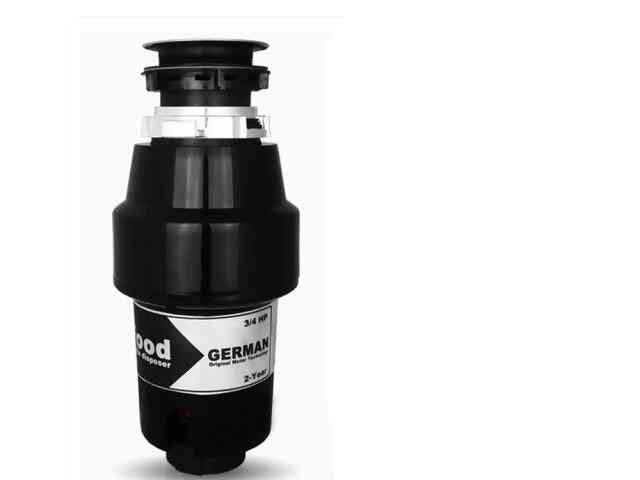 Foods Waste Disposer + Air Switch