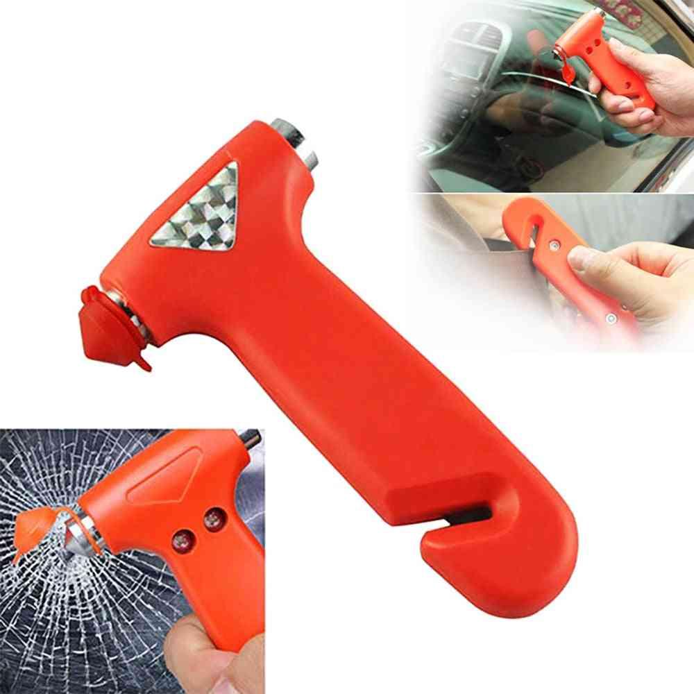 Emergency Hammer For Glass Break