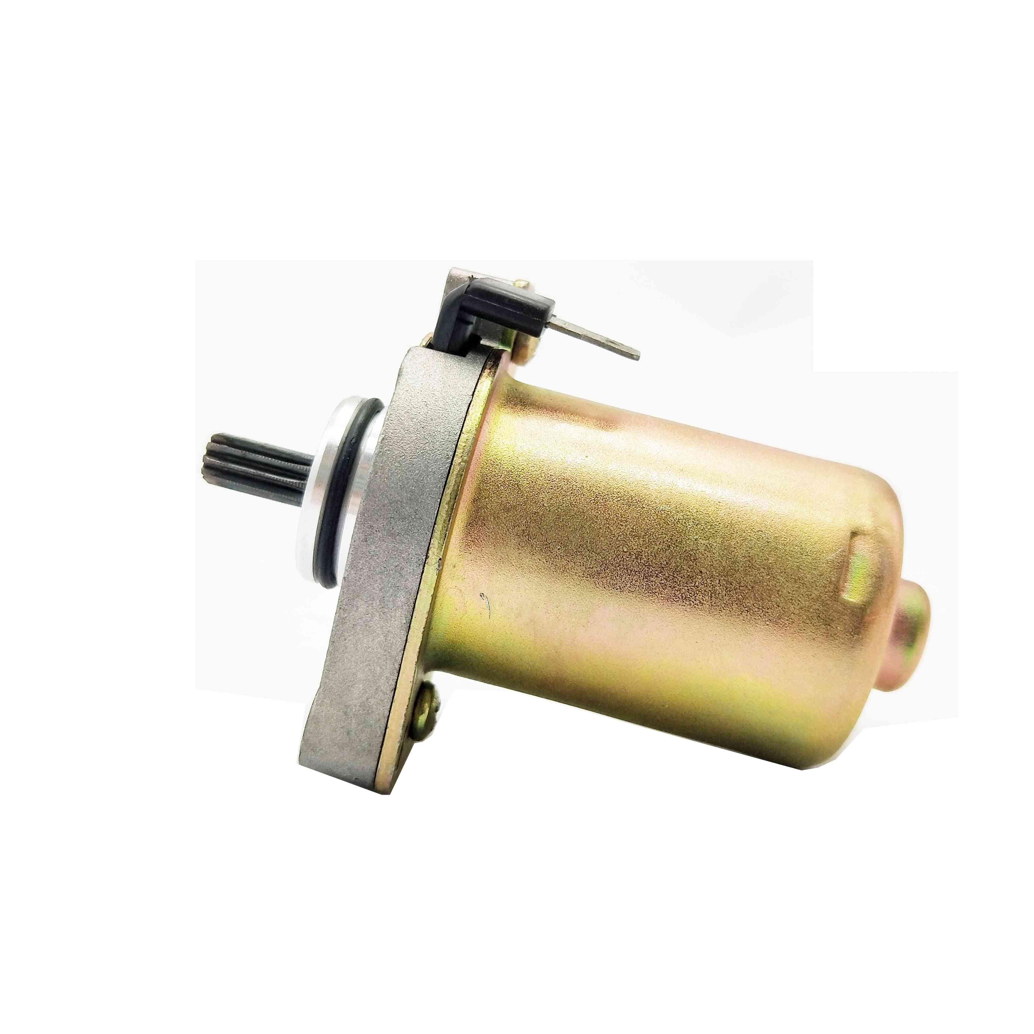 2-stroke, Starter Motor For 50cc Rr Neos- F10, F12, F15
