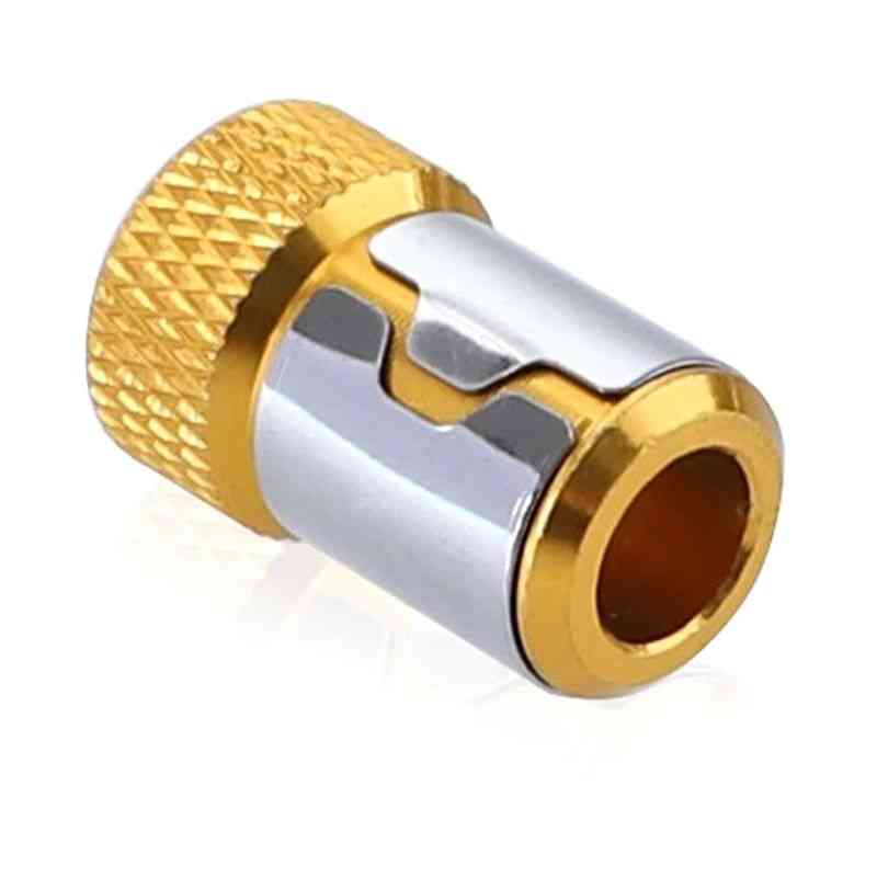 Metal Strong Magnetizer Screw Screwdriver, Bits Magnetic Ring