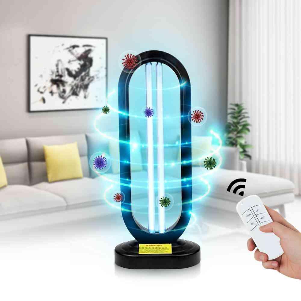 Germicidal Light Bulb, Uv Ozone Ultraviolet, Quartz Lamp Sterilizer For Home Kill Mite, Air Clean