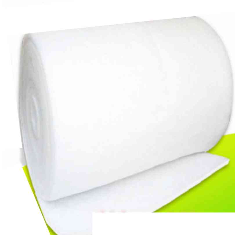 Wide 100cm Paint Cabine Spray Paint Room Air Inlet Cotton Peinture Filter / Spray Booth Fan
