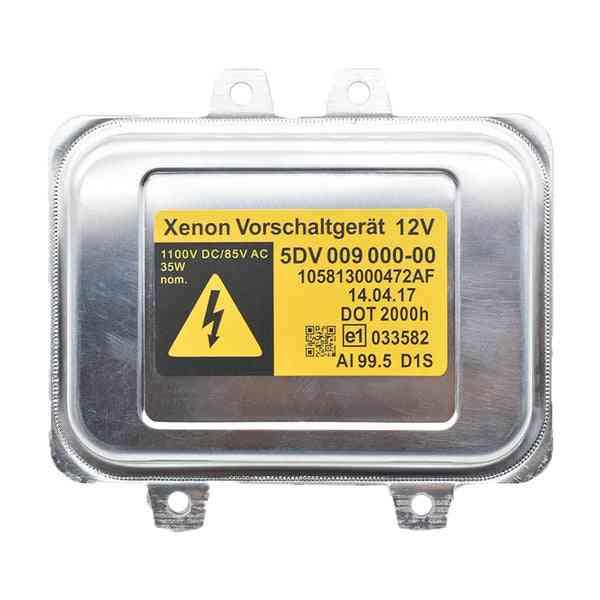 Headlight Ballast, Computer Light Control