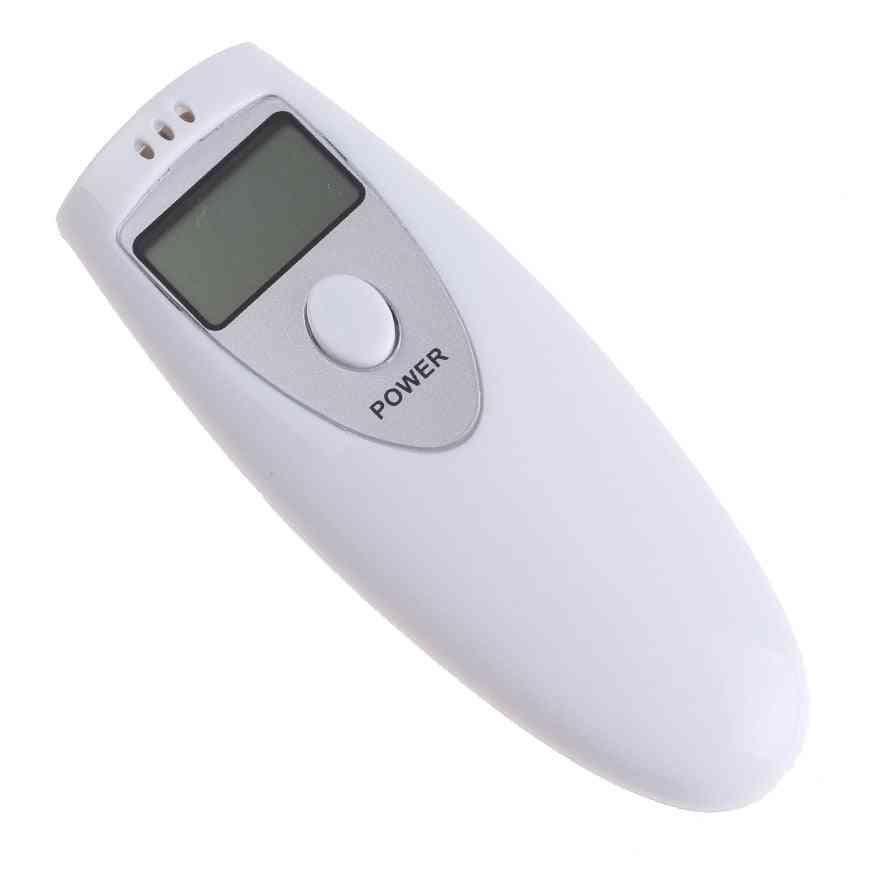 Digital Breathalyzer Test Alcohol Detection Accurate Measurement Analyzer Sensitivity