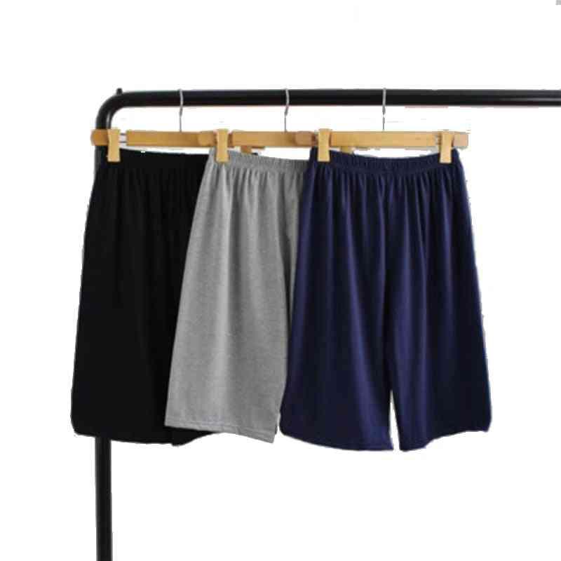 Summer- Casual Cotton, Sleepwear Short, Loose Bottoms, Pajamas