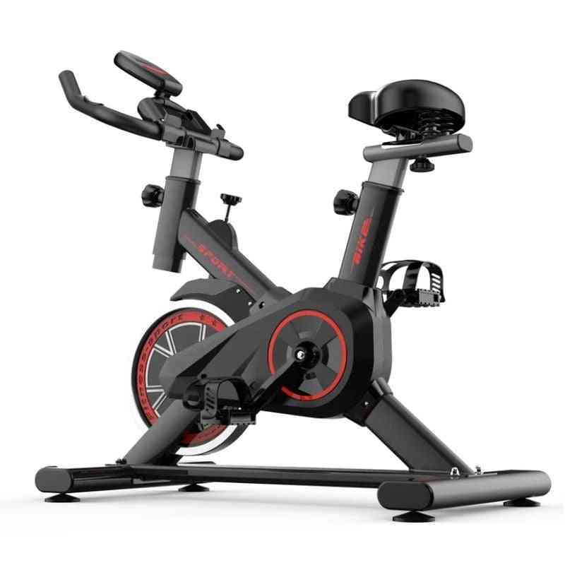 Exercise Bike Indoor Cycling Bike Stationary Bicycle With Resistance Workout Home