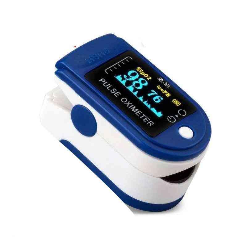 Pulsioximetro Original Fingertip Pulse Oximeter