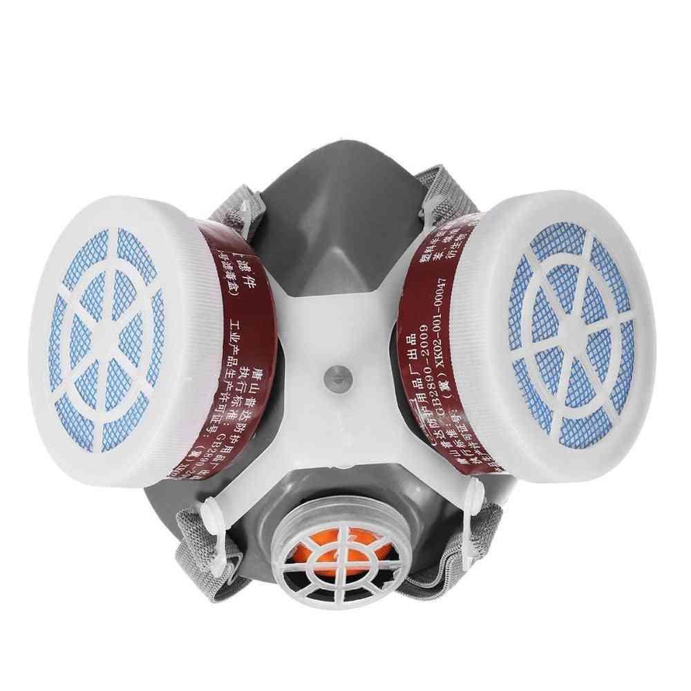 Protective Respirator Painting Welding Safety Smoke Gas Mask