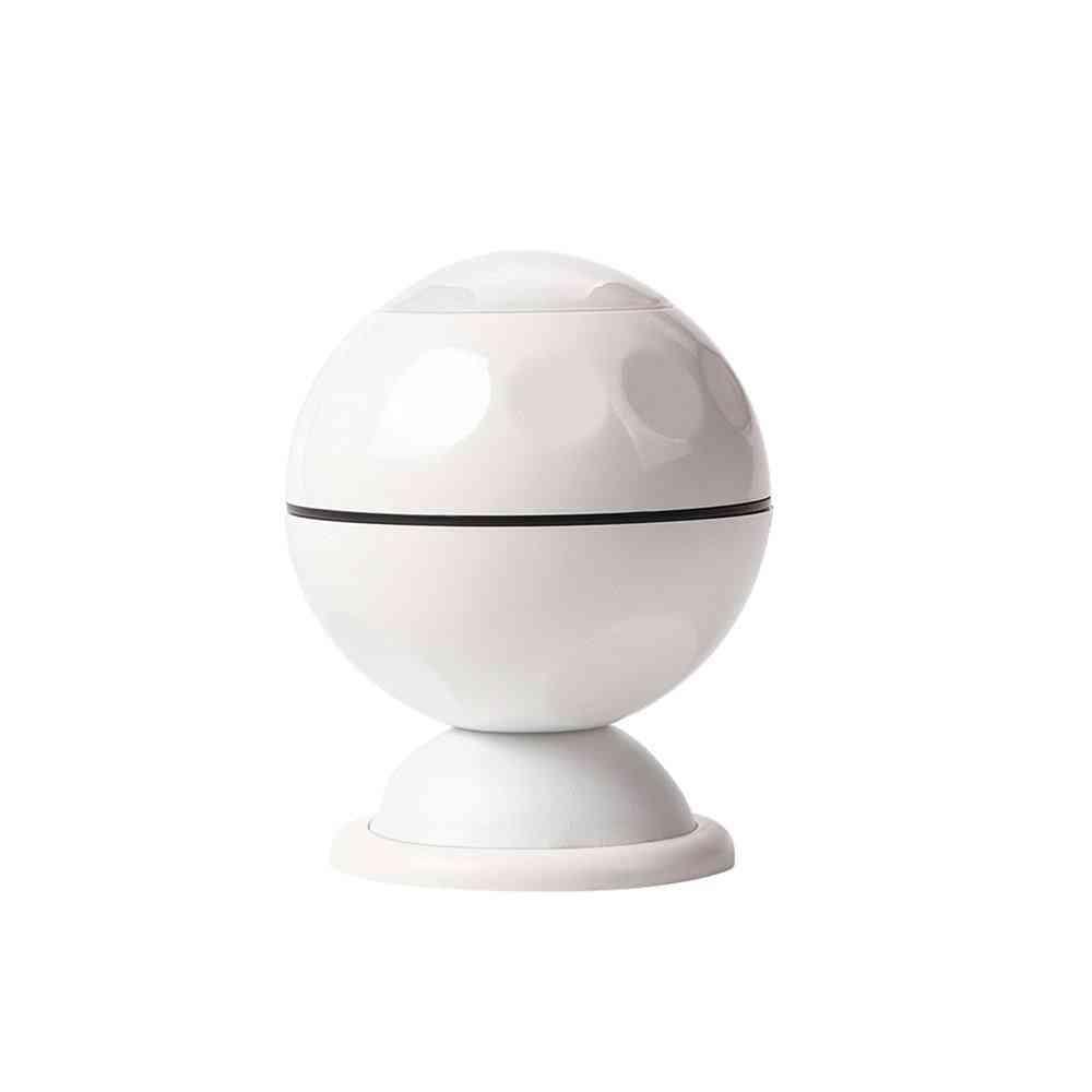 Z-wave Alarm Plus Pir Motion Sensor +temperature Home Automation