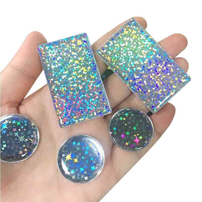 50 Pieces Programmable Anti-metal Nfc Tag Sticker