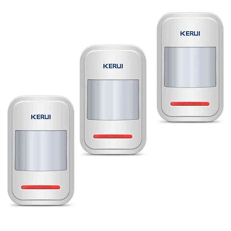 Motion Sensor Detector For Gsm Pstn - Home Alarm System
