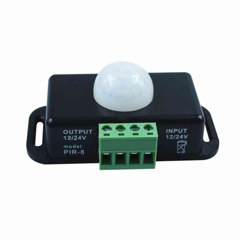 Automatic Adjustable Pir Motion Sensor Switch Ir Infrared Detector