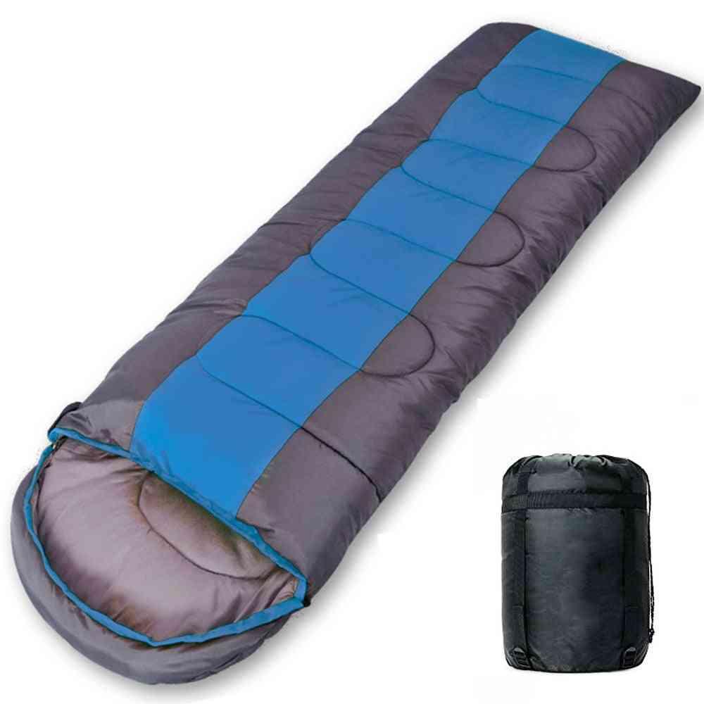 4-season Warm & Cold Backpacking Sleeping Bag