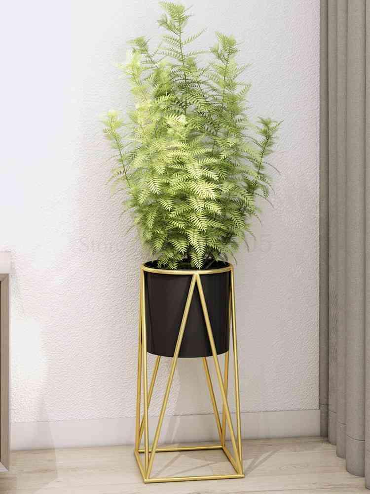 European Style Simple Wrought Iron Flower